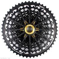 SunRace CSMZX0 11-50T 12-Speed MTB Bike Cassette fits 10-Speed Hub SRAM/Shimano
