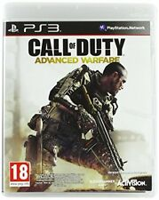 Jeu Ps3 Call of Duty Advanced Warfare sans notice ACTIVISION occasion