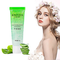 100% Pure Natural Aloe Vera Gel Soothing Hyaluronic Acid Removal Moisturizing