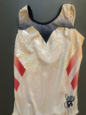 Gk Elite Gymnastics Leotard Cl Simone Biles Red White And Blue