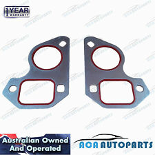 2 WATER PUMP COMMODORE GASKETS FIT HOLDEN LS1 LS2 5.7L 6.0L VT VX VY VZ VE V8