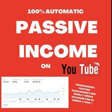 Business For Sale Copy My 12000 Per Year Youtube Automated Business