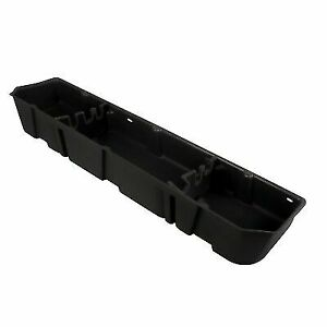 DU-HA 20110 Black UnderSeat Storage Unit for Ford F-150 SuperCrew