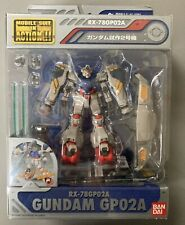 Bandai Mobile Suit Fighter GP-02A Physalis Gundam Action Figure Msia 0083
