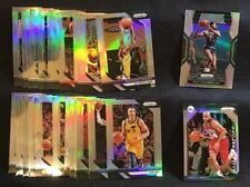 2018-19 Panini Prizm Basketball Silver Prizm Parallel Cards Lot You Pick