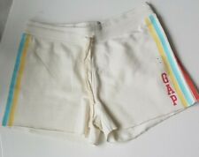 NEW WITH TAGS , GAP LADIES  BEIGE  SHORTS, UK M