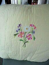 "Wamsutta    "" SPRING BOUQUET "" Decorative 18in x 87in Pillow,"