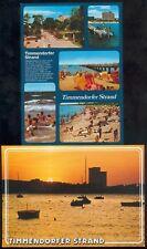 Lot mit 5 Postkarten Timmerndorfer Strand (5) neuwertig