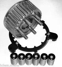 DUCATI CLUTCH BOSS / HUB PLATE KIT Ducati 6 SPEED Engine BLACK