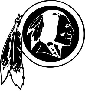 "Washington Redskins NFL Decal ""Sticker"" for Car or Truck or Laptop"