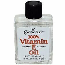 100% Vitamin E Oil, .5 fl oz (15 ml)