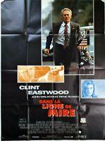 Plakat Kino Dans La Line Eycatcher Clint Eastwood - 120 X 160 CM