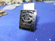 vtg badge jack daniels whiskey advert advertising pub inn staff promotion 1970s