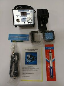New X-Tronic 4010-XR3 Soldering Iron Station W/Accessories,Free shipping