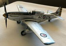 "Hobby Master HA7707 RCAF P-51D Mustang 402 ""City of Winnipeg"" Sqn 1:48"