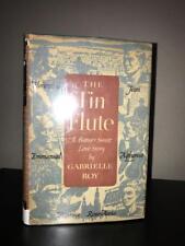 The Tin Flute by Gabrielle Roy. Reyanl & Hithcock (1947) BCE Hdback