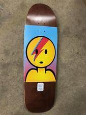 Prime Dough Bowie Lance Mountain Art Skateboard Deck OG Jason Lee Shape Brown