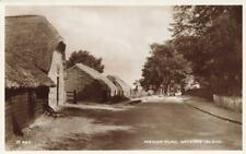 HAYLING ISLAND MANOR ROAD 1939 RP PUBLISHER VALENTINES