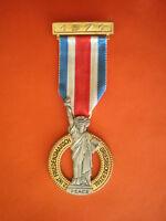 Beautiful German high jubilee medal / badge - medallic art - EXCELLENT!