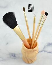 Make-up Cosmetic Brush Set Eye Shadow Comb Blusher Applicators With Holder