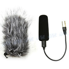 JJC Microphone Muffler For SONY DSR-PD150 DSR-PD250P DXC637P DXC-537P CANON XA10