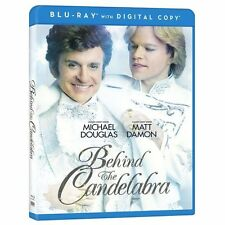 Behind the Candelabra (Blu-ray Disc, 2013, Includes Digital copy) NEW!
