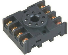 1pcs 8-Pin PF083A Relay Base Socket