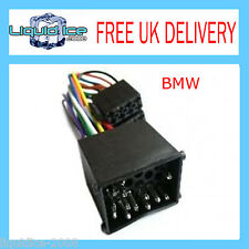 BMW 3-Series E36 E46 1990-2007 BMW 17 Way Round Pin Iso Lead Headunit