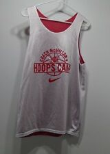 Reversible Basketball Medium Jersey Nate McMillan Autographed Hoops Camp Nike