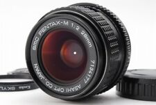 """Excellent+++""  SMC  Pentax-M  28mm  F/2  Lens MF  K mount f2.0 from Japan"