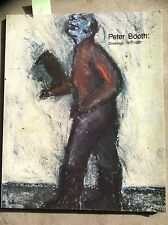 Peter Booth Darwings 1977 - 1987, Exhibition Catalogue (PB 1989, GC