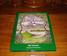 MAGIC IN VALDOVAR BY NEIL JOHNSON-SIGNED COPY