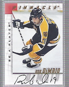 1997-98 Be A Player Autographs Hk #s 1-249 (A6644) - You Pick - 10+ FREE SHIP