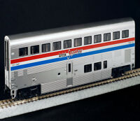 Kato 35-6052 HO Superliner Coach Amtrak Phase III