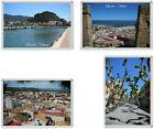 Various Spain 4 PACKS - 96 x 67mm Jumbo Fridge Magnet Present Gift Souvenir