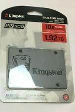 """1.92TB Kingston UV500, 2.5"""" SSD, SATA III - 6Gb/s, Marvell, TLC 3D NAND, 520MB/s"""