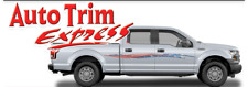 Auto Trim Express ALLEGIANCE Car Or Truck Graphic ( Red/White/Blue/Pewter )