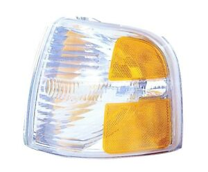 Turn Signal / Parking Light Assembly Front Left Maxzone fits 04-05 Ford Explorer