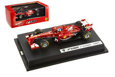 Mattel Hot Wheels BCK16 Ferrari F138 Race Version 2013 - F Alonso 1/43 Scale