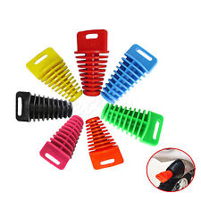 Motorcycle ATV Dirt Bike 2Stroke Muffler Pipe Exhaust Silencer Wash Plug 25-45cm