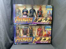 8 Marvel Avengers Titan Talking Hero Figures Thor Black Panther Ironman Endgame