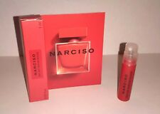 NARCISO ROUGE by NARCISO RODRIGUEZ*****Eau de Parfum Sample NEW IN BOX