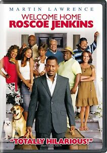 Welcome Home Roscoe Jenkins DVD Martin Lawrence NEW
