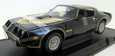 Greenlight 1/18 Scale Diecast 12951 Kill Bill Elle's 1979 Pontiac Trans Am Black