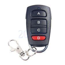 Universal 4 Button Cloning 433mhz Electric Garage Door Remote Control Key Fob YG