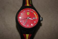 NWOB Ferrari Scuderia Watch Multifunction Speciale -- GREAT of FATHER's DAY!!!!