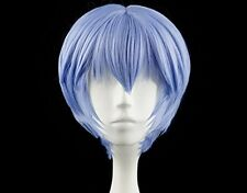Evangelion Ayanami Rei Wig only Cosplay Kawaii Anime Japan New F/S