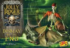 Lindberg 1/12 Jolly Roger Dismay Be The End Plastic Model Kit HL611 LND611