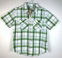 Kathmandu Expedite Premium Short Sleeve Shirt Men's Size Medium BNWT