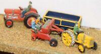 Farm machinery planting A29 UNPAINTED N Gauge Scale Langley Models Kit 1/148